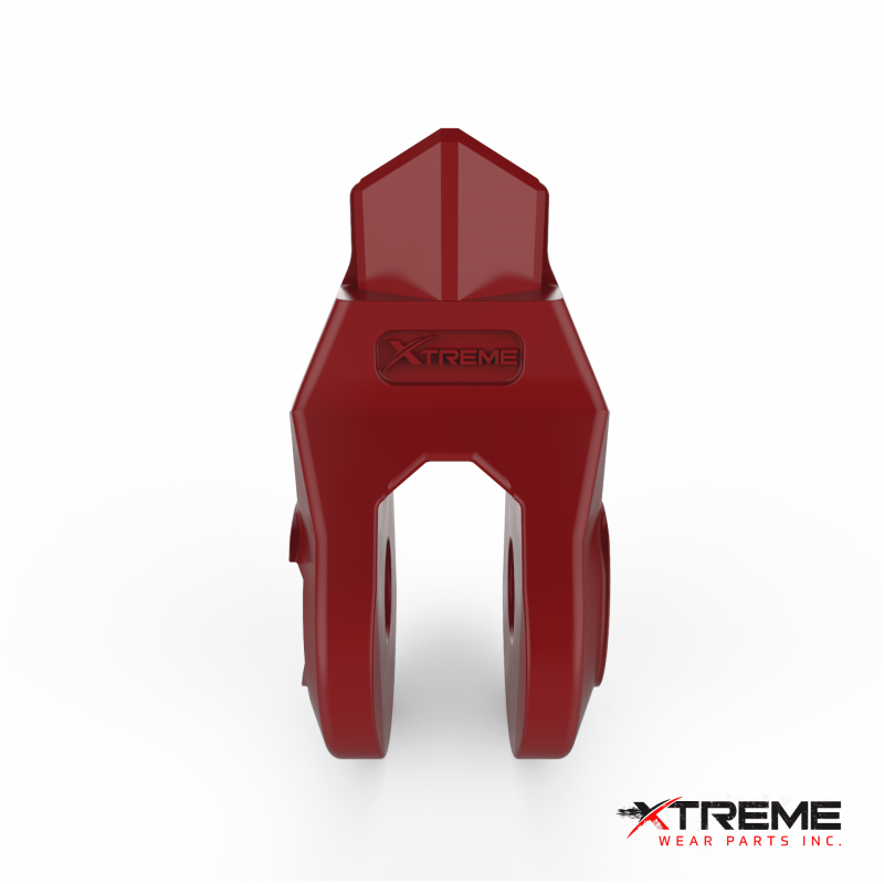 Single G1 Carbide | Single M24 Bolt Style | Replaces AHWI & FECON Swing Hammer Mulcher Teeth on  Models - 47EXC, 62SS, 62EXC, 74SS, 74EXC, 85SS, BH062, BH074, BH085, BH120-SD, BH250HF & BH350
